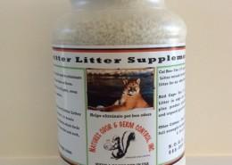Critter Litter Additive
