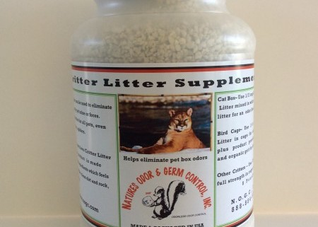 Critter Litter Additive