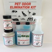 Pet Odor Elimination Kit